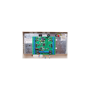 Блок системы контроля и управления доступом